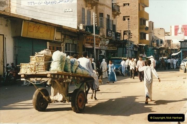 1995-07-17 to 24-07. Aswan, Lake Nasser, Abu Simbel, Aswan. (16)629