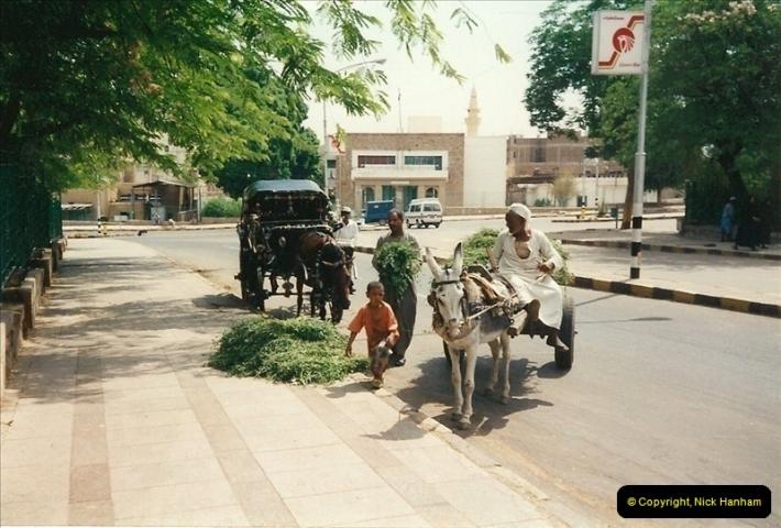 1995-07-17 to 24-07. Aswan, Lake Nasser, Abu Simbel, Aswan. (18)631