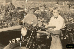1953. Your Host at the controls Copenhagen, Denmark.005