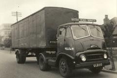 1959 (1) My late Stepfather and BMC Austin artic box van.018