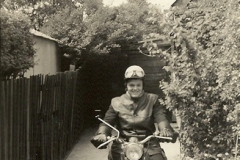 1960. Your Host working as a Telegraph Messenger @ Bournemouth, Dorset. (5)036