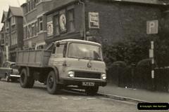 1962 (4) Bedford TK Parkstone, Poole, Dorset.043