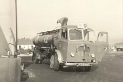 1963 (11) George Curtis transport Yard, Parkstone, Poole, Dorset.060