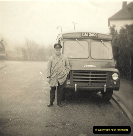 1959 to 1980 Your Host. My early Royal Mail career.  (16) 016