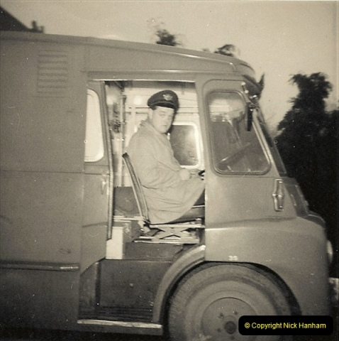 1959 to 1980 Your Host. My early Royal Mail career.  (18) 018