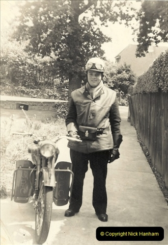 1959 to 1980 Your Host. My early Royal Mail career.  (3) 003