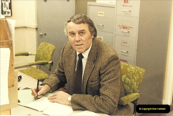 1961 to 2000 Royal Mail mostly Bournemouth & Poole. Your Host & MANY good friends.  (101) 122