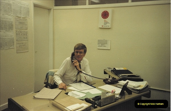 1961 to 2000 Royal Mail mostly Bournemouth & Poole. Your Host & MANY good friends.  (104) 125