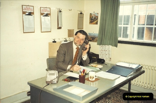 1961 to 2000 Royal Mail mostly Bournemouth & Poole. Your Host & MANY good friends.  (107) 128