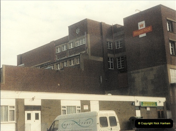 1961 to 2000 Royal Mail mostly Bournemouth & Poole. Your Host & MANY good friends.  (11) 032