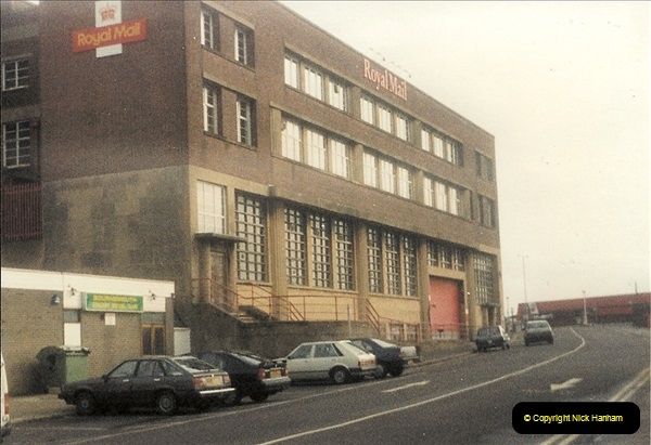 1961 to 2000 Royal Mail mostly Bournemouth & Poole. Your Host & MANY good friends.  (12) 033