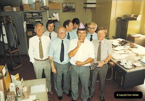 1961 to 2000 Royal Mail mostly Bournemouth & Poole. Your Host & MANY good friends.  (120) 141