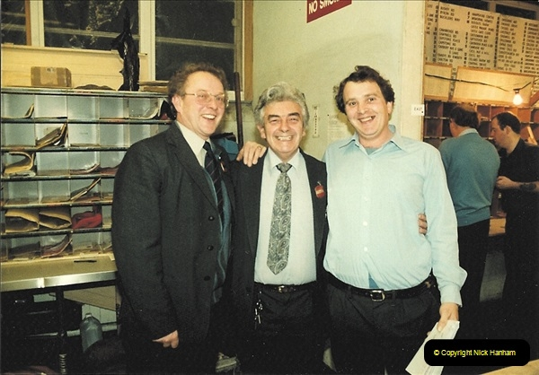 1961 to 2000 Royal Mail mostly Bournemouth & Poole. Your Host & MANY good friends.  (127) 148