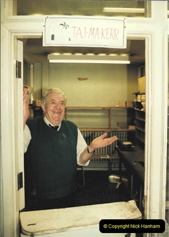 1961 to 2000 Royal Mail mostly Bournemouth & Poole. Your Host & MANY good friends.  (131) 152