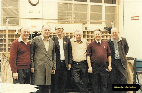 1961 to 2000 Royal Mail mostly Bournemouth & Poole. Your Host & MANY good friends.  (138) 159