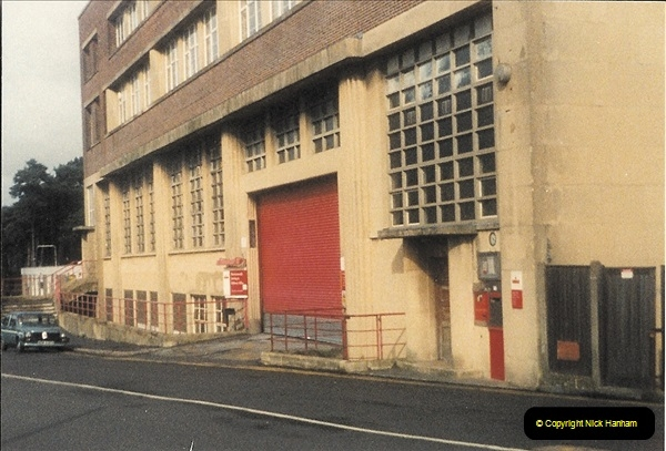 1961 to 2000 Royal Mail mostly Bournemouth & Poole. Your Host & MANY good friends.  (14) 035
