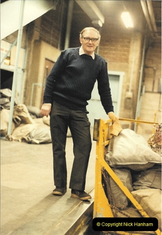 1961 to 2000 Royal Mail mostly Bournemouth & Poole. Your Host & MANY good friends.  (143) 164
