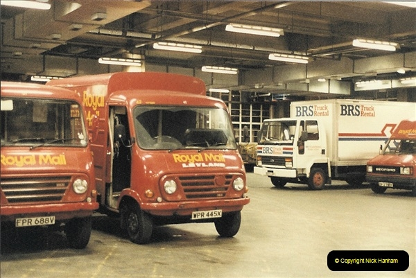 1961 to 2000 Royal Mail mostly Bournemouth & Poole. Your Host & MANY good friends.  (148) 169