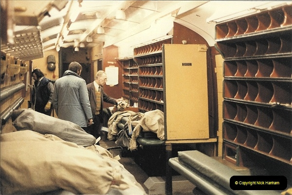 1961 to 2000 Royal Mail mostly Bournemouth & Poole. Your Host & MANY good friends.  (150) 171