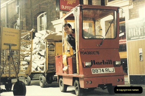 1961 to 2000 Royal Mail mostly Bournemouth & Poole. Your Host & MANY good friends.  (155) 176