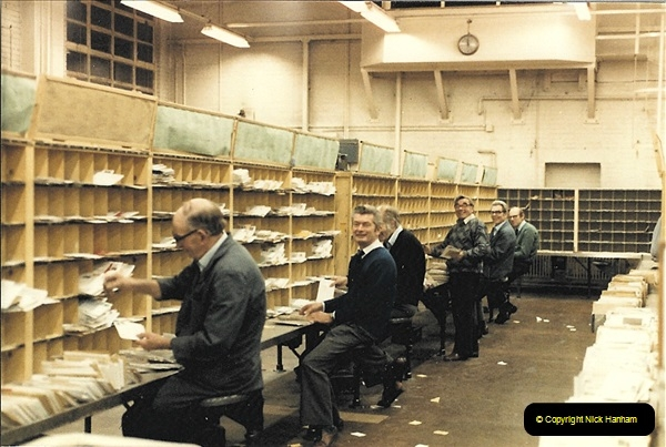 1961 to 2000 Royal Mail mostly Bournemouth & Poole. Your Host & MANY good friends.  (190) 211