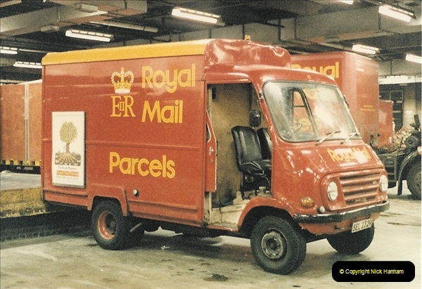 1961 to 2000 Royal Mail mostly Bournemouth & Poole. Your Host & MANY good friends.  (204) 225