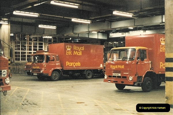 1961 to 2000 Royal Mail mostly Bournemouth & Poole. Your Host & MANY good friends.  (205) 226