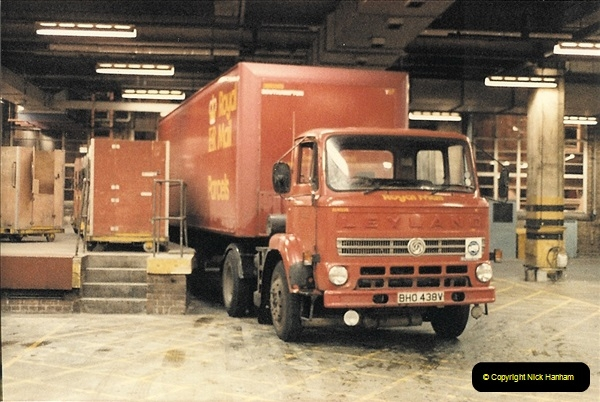 1961 to 2000 Royal Mail mostly Bournemouth & Poole. Your Host & MANY good friends.  (206) 227