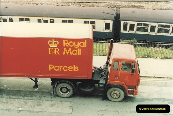 1961 to 2000 Royal Mail mostly Bournemouth & Poole. Your Host & MANY good friends.  (207) 228
