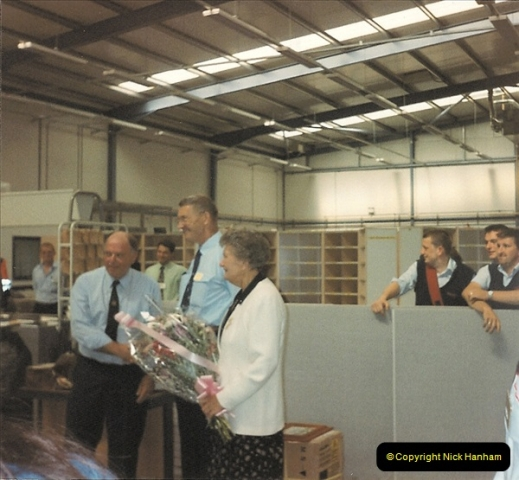 1961 to 2000 Royal Mail mostly Bournemouth & Poole. Your Host & MANY good friends.  (217) 238