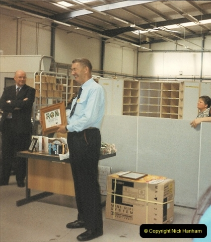 1961 to 2000 Royal Mail mostly Bournemouth & Poole. Your Host & MANY good friends.  (218) 239