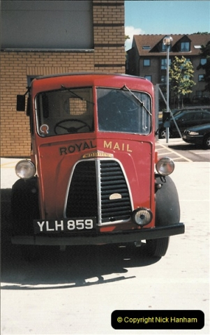1961 to 2000 Royal Mail mostly Bournemouth & Poole. Your Host & MANY good friends.  (225) 246