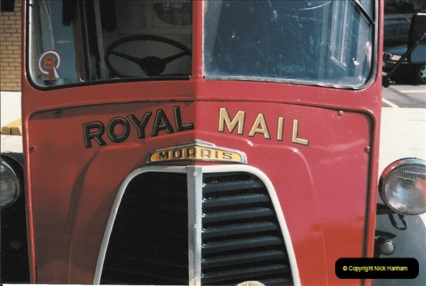 1961 to 2000 Royal Mail mostly Bournemouth & Poole. Your Host & MANY good friends.  (226) 247
