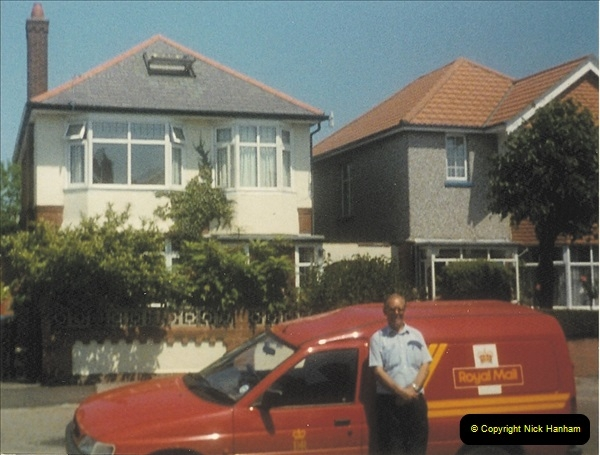 1961 to 2000 Royal Mail mostly Bournemouth & Poole. Your Host & MANY good friends.  (232) 253