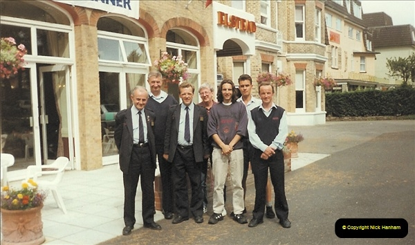 1961 to 2000 Royal Mail mostly Bournemouth & Poole. Your Host & MANY good friends.  (233) 254