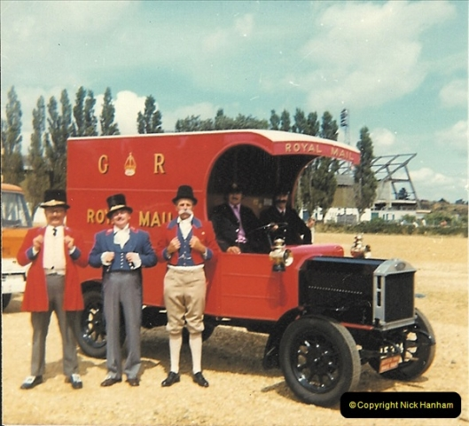 1961 to 2000 Royal Mail mostly Bournemouth & Poole. Your Host & MANY good friends.  (234) 255