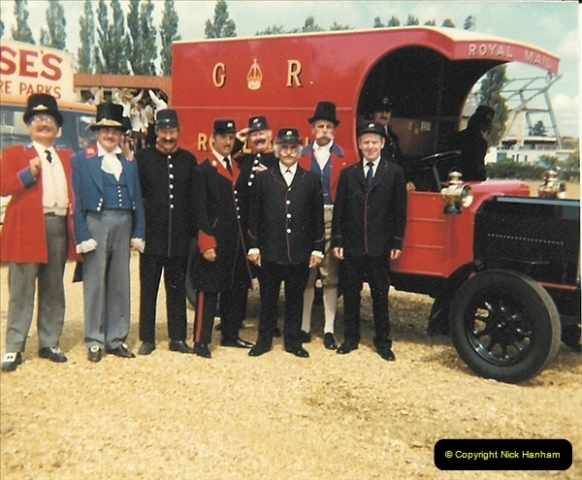 1961 to 2000 Royal Mail mostly Bournemouth & Poole. Your Host & MANY good friends.  (235) 256