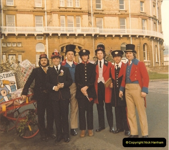 1961 to 2000 Royal Mail mostly Bournemouth & Poole. Your Host & MANY good friends.  (237) 258