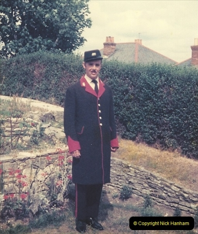1961 to 2000 Royal Mail mostly Bournemouth & Poole. Your Host & MANY good friends.  (238) 259
