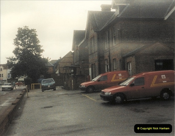 1961 to 2000 Royal Mail mostly Bournemouth & Poole. Your Host & MANY good friends.  (24) 045