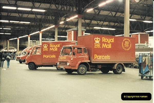 1961 to 2000 Royal Mail mostly Bournemouth & Poole. Your Host & MANY good friends.  (240) 261