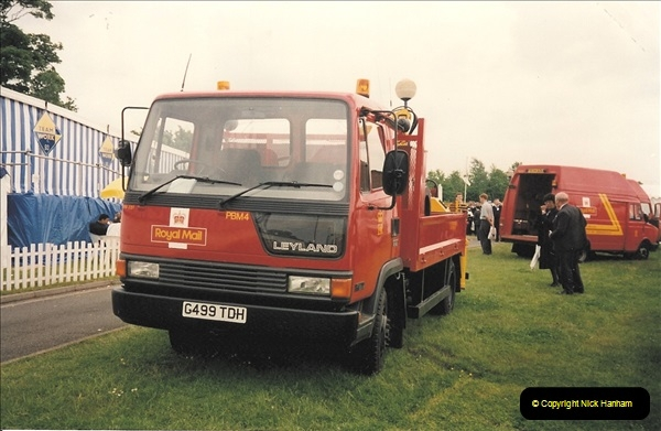 1961 to 2000 Royal Mail mostly Bournemouth & Poole. Your Host & MANY good friends.  (248) 269