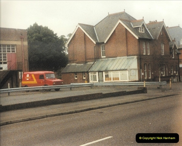 1961 to 2000 Royal Mail mostly Bournemouth & Poole. Your Host & MANY good friends.  (25) 046