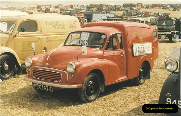 1961 to 2000 Royal Mail mostly Bournemouth & Poole. Your Host & MANY good friends.  (256) 277