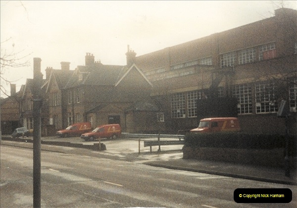1961 to 2000 Royal Mail mostly Bournemouth & Poole. Your Host & MANY good friends.  (26) 047