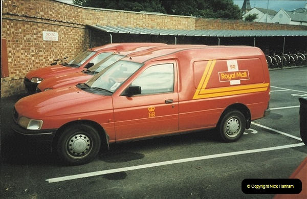 1961 to 2000 Royal Mail mostly Bournemouth & Poole. Your Host & MANY good friends.  (267) 288