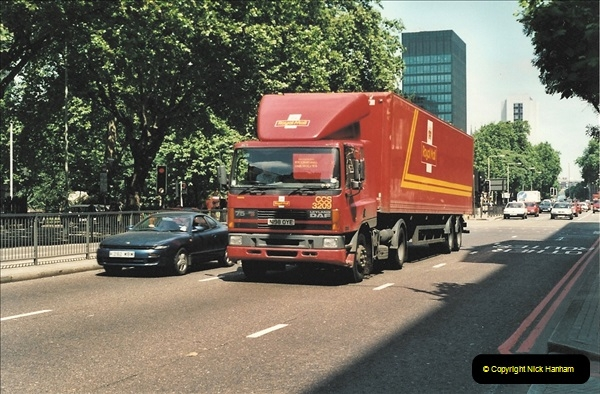 1961 to 2000 Royal Mail mostly Bournemouth & Poole. Your Host & MANY good friends.  (268) 289