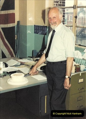 1961 to 2000 Royal Mail mostly Bournemouth & Poole. Your Host & MANY good friends.  (37) 058