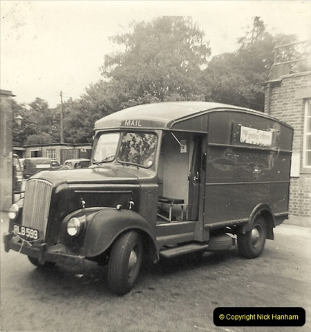 1961 to 2000 Royal Mail mostly Bournemouth & Poole. Your Host & MANY good friends.  (4) 025