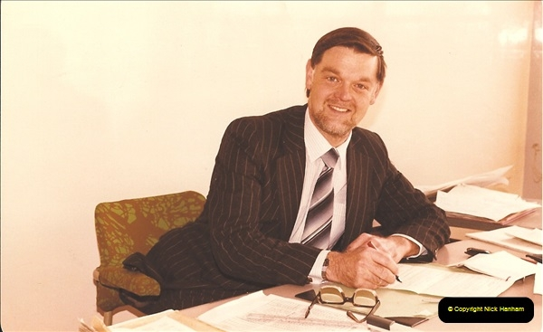 1961 to 2000 Royal Mail mostly Bournemouth & Poole. Your Host & MANY good friends.  (44) 065